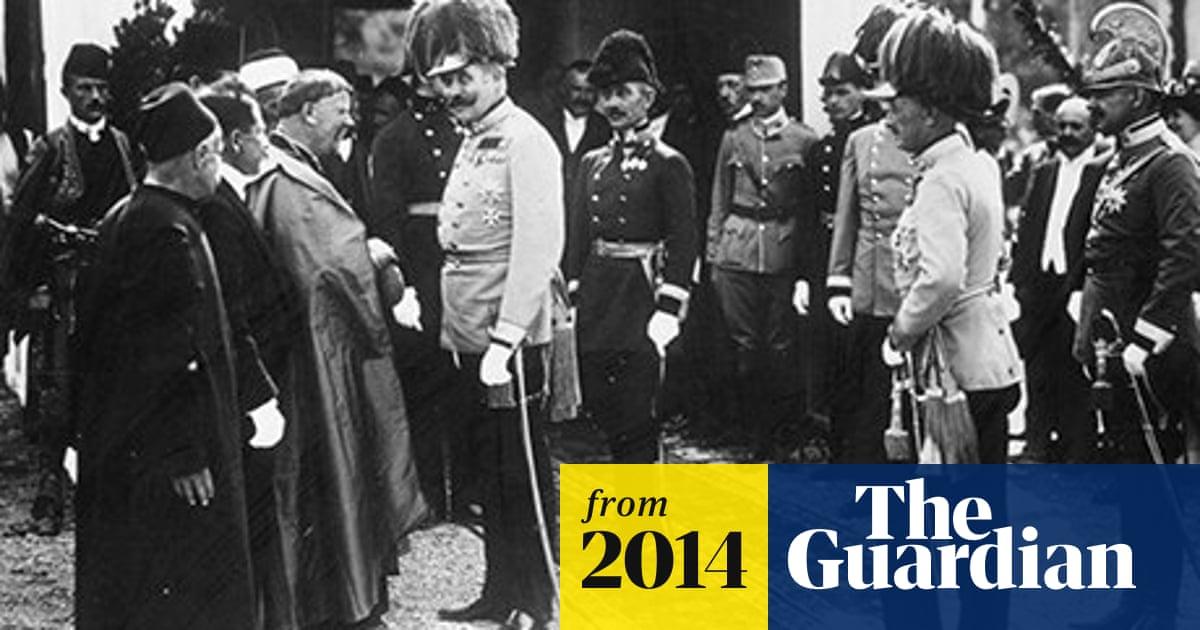 Archduke Franz Ferdinand descendant: don't blame us for first world