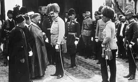 Franz Ferdinand in Sarajevo