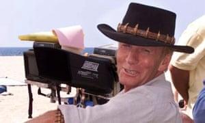 Paul Hogan as Crocodile Dundee - a 'sexy' inflection?