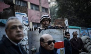 Egyptians prepare for constitutional referendum