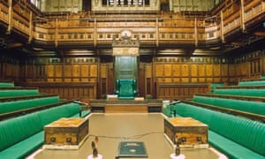 House of Commons. 'Parliament can make its voice heard, but it can hardly change government's mind.'