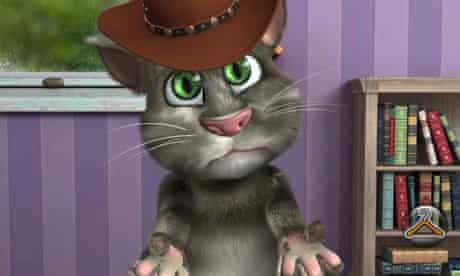 Talking Tom Cat 2 screen shot