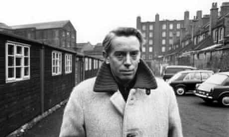 Observer theatre critic Kenneth Tynan in 1965