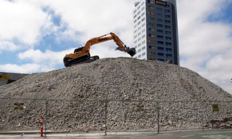 Christchurch: after the earthquake, a city rebuilt in whose image