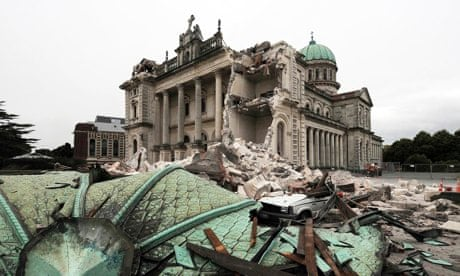 Christchurch: after the earthquake, a city rebuilt in whose