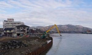 Cities: Ishinomaki 1, river 2014