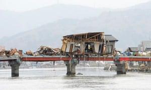 Cities: Ishinomaki 5, bridge 2011