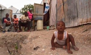 Cities: Port-au-Prince 2, boy 2014