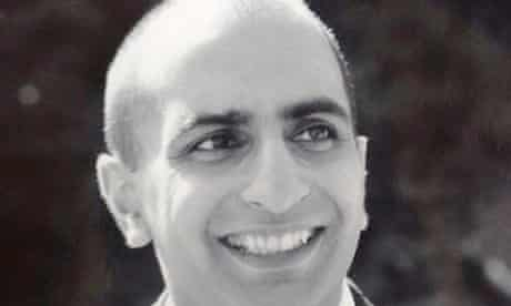 Del Singh, who was one of two Britons among the dead in a suicide attack in Kabul, Afghanistan.