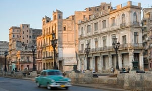 Cuba's lovers check in to a golden age thanks to economic