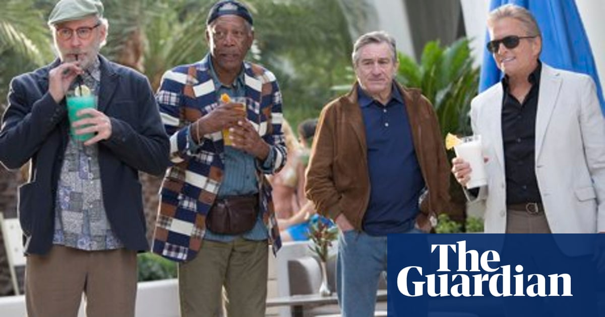 Kevin Kline on Las Vegas: 'Everyone looked so miserable' | Film