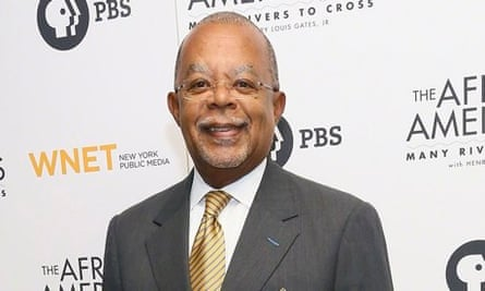 American academic Henry Louis Gates Jr, historical consultant on 12 Years a Slave.