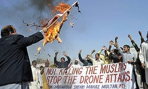 Pakistan Drone Strike Relative Loses GCHQ Court Case
