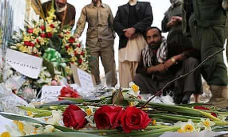 Kabul restaurant attack aftermath
