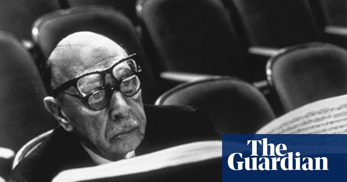 Symphony guide: Stravinsky's Symphony of Psalms | Music | The Guardian