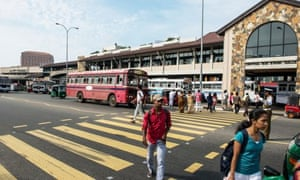Cities: Galle 1, bus, 2014