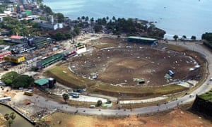 Cities: Galle 3, oval 2004