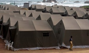 Cities: Galle 4, tents 2005