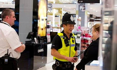 Rise in female shoplifters linked to benefit cuts, say police
