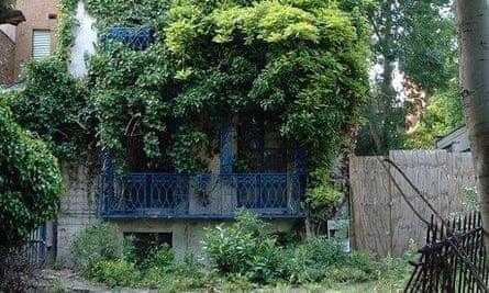 Allan Chappelow's home