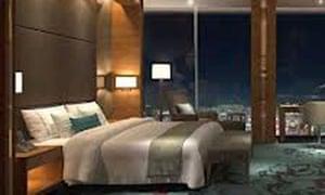 Shard hotel