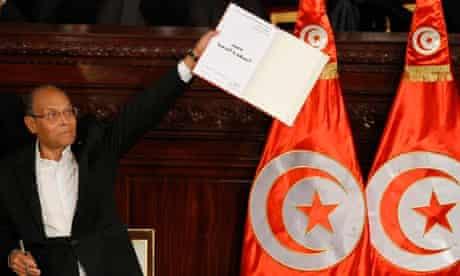 Tunisian President Marzouki