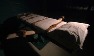 德克萨斯州亨茨维尔死亡室