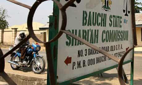 Bauchi sharia court