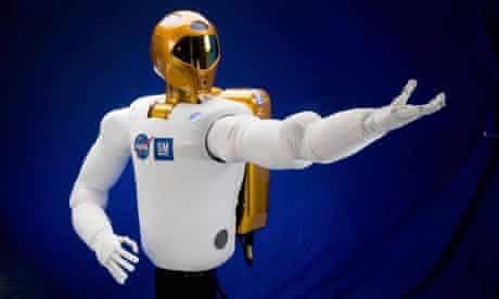 Nasa astronaut assistant Robonaut 2