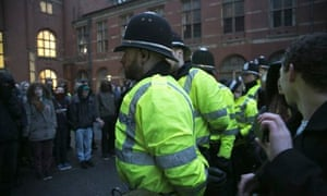 Birmingham National Student Demonstation
