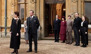 Downton Abbey's next series may be its last, hints Julian Fellowes
