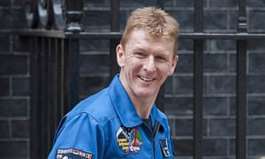 British astronaut Major Tim Peake will be joining the International Space Station in 2015