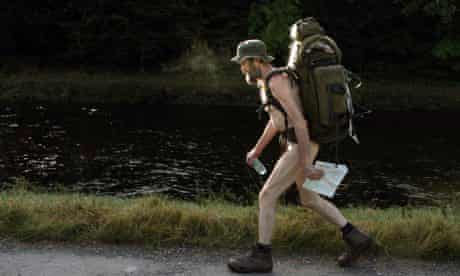 The 'Naked Rambler' Stephen Gough