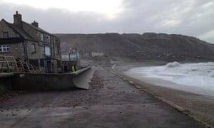 Cove House Inn on Chesil Beach