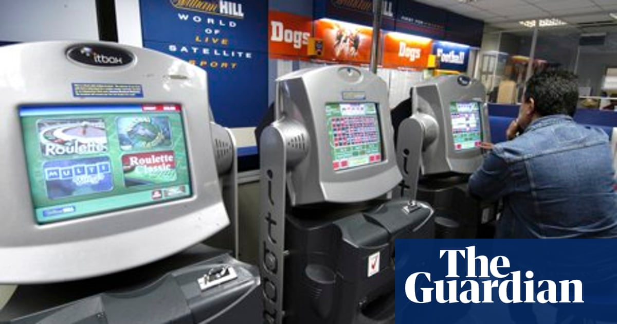 Fixed odds betting machines in motion lv betting odds