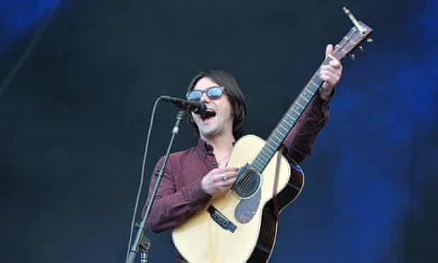 Conor Oberst of Bright Eyes