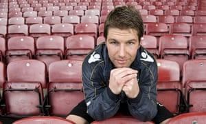 Former footballer Thomas Hitzlsperger, who came out as gay following his retirement.
