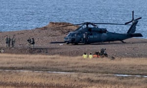US military helicopter crash