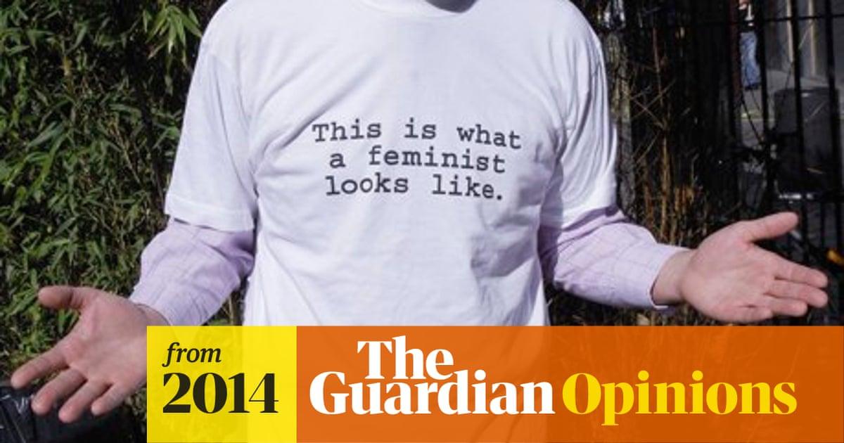 Guys feminist where meet to Men are