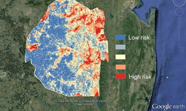 Real Time Maps Could Predict And Prevent The Spread Of Malaria