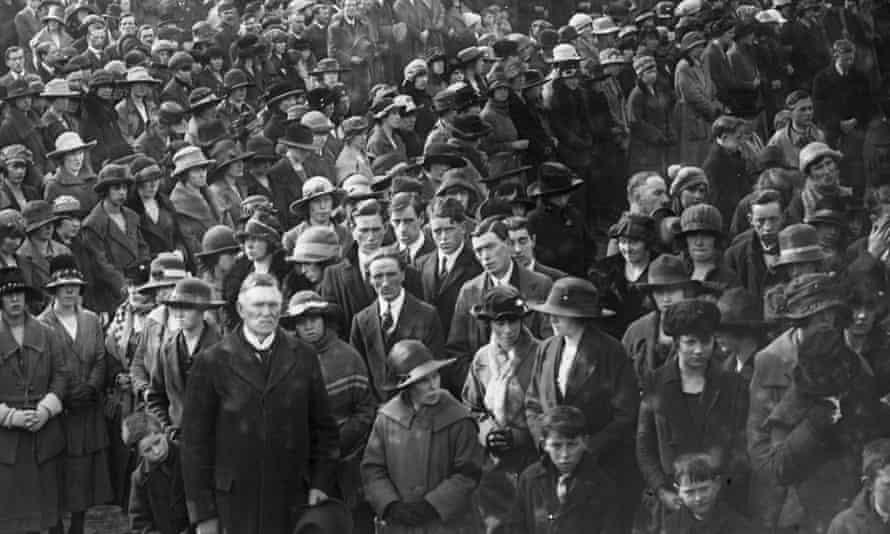 Republicans in Dublin, 1921