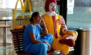 McDonald's, Varanasi