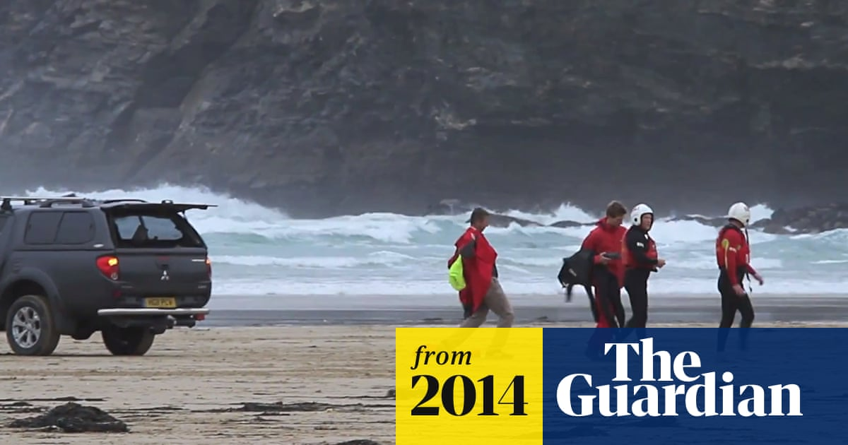 7f0f291b118a Newquay surfer deaths  RNLI to review lifeguard cover