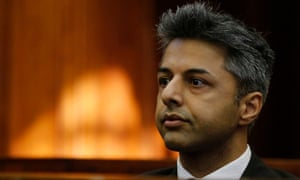 Shrien Dewani, a British businessman, is accused of orchestrating the killing of his wife, Anni, while on honeymoon in South Africa