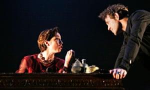 The James Plays: Sofie Gråbøl and Jamie Sives
