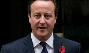David Cameron, 29 10 14