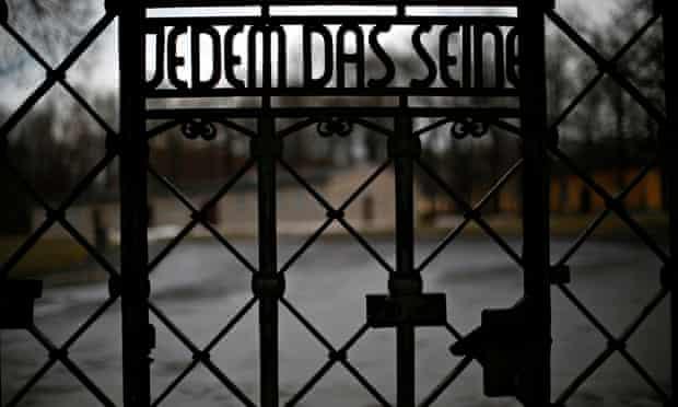Buchenwald concentration camp, near Weimar, Germany