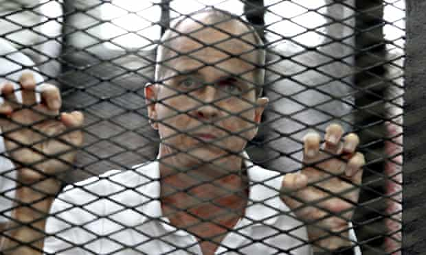 Cairo court jails Al Jazeera journalists