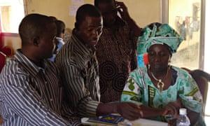 reducing stigma of Ebola