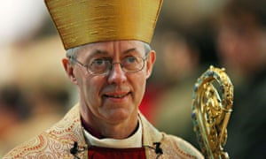 Archbishop of Canterbury, Justin Welby
